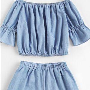 A 2 set clothes